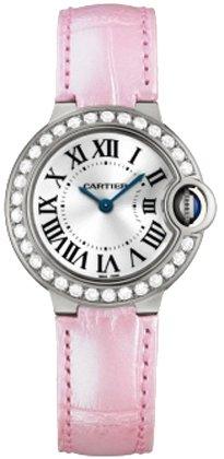 Cartier Ballon Bleu de Cartier 18k White Gold Small Watch WE900351