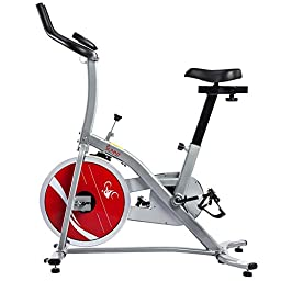 Sunny Health and Fitness Indoor Cycling Bike