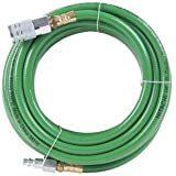 Hitachi 725969H 25 ft. x 1/4 in. PVC Green Air Hose