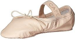 Capezio Girls\' Juliet Ballet Shoe, Light Pink, 13.5 M US Little Kid