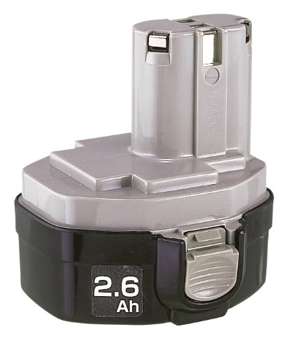 Makita 1931583 1434 14-2/5-Volt 2-3/5-Amp Hour NiMH Pod Style Battery
