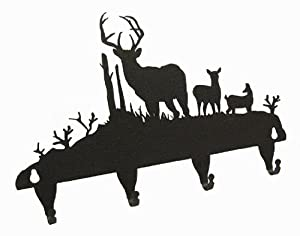 BUCK & Deer Key Hooks