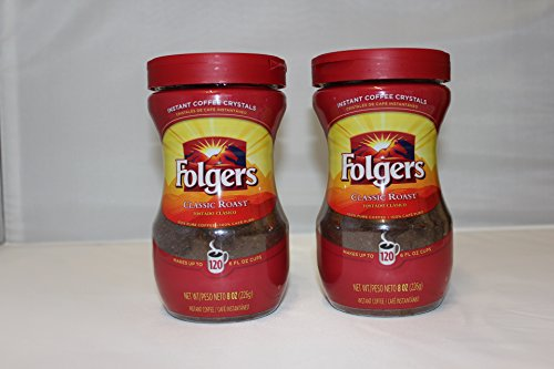 folgers-classic-roast-instant-coffee-226g-pack-of-2