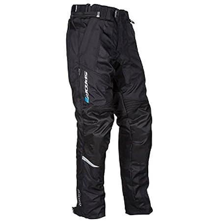 Pantalon Textile moto Spada boussole WP noir/gris