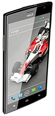 Xolo A500 Club (Black, 4GB)