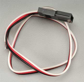 Futaba FPC8J J-Type Female Connector - 1