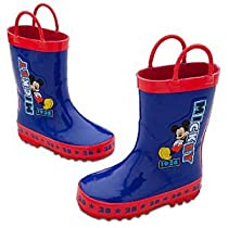 Disney Mickey Mouse Rain Boots
