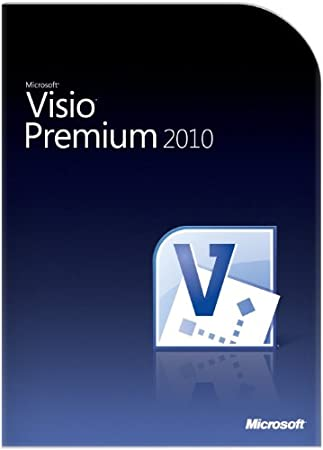 Microsoft Visio Premium 2010 (2 PC / 1 User) [Download]