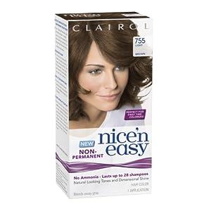 Amazon Com Clairol Nice N Easy Non Permanent Hair Color