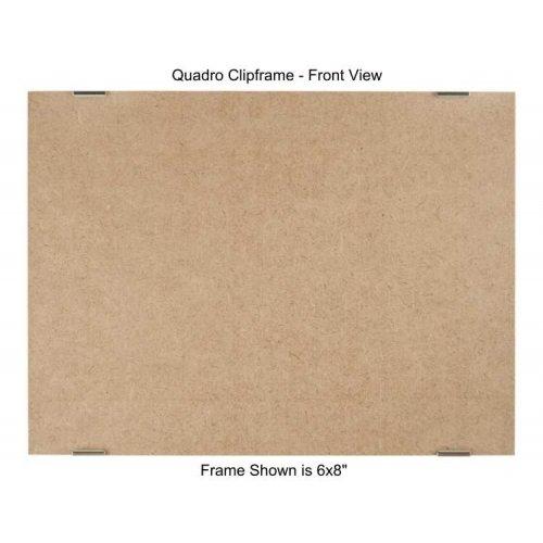 Quadro-Clip-Frame-6x8-inch-Borderless-Frame