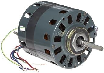 Fasco d492 5 frame open ventilation shaded for Fasco evaporator fan motor