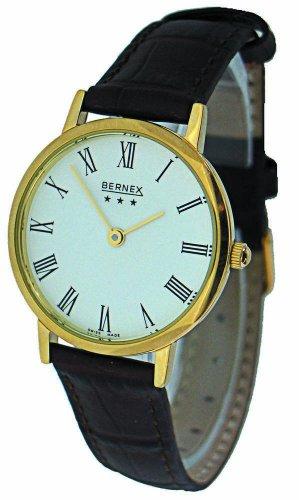 Bernex GB11101 - Reloj de mujer - sumergible a 30 metros