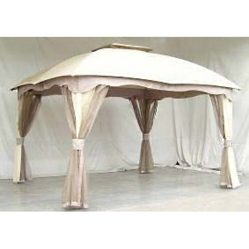 Replacement Canopy for 12' x 10' Roof Style Gazebo
