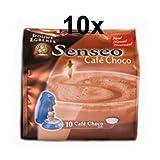 """Douwe Egberts Senseo Caf� Choco Kaffee Pads, 10er Pack (10 x 10 Kaffeepads)von """"Douwe Egberts Senseo"""""""