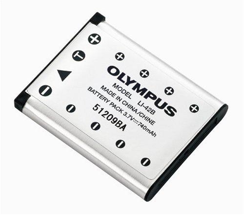 Olympus N2153992 Accessoire pour appareil photo LI-42B Batterie