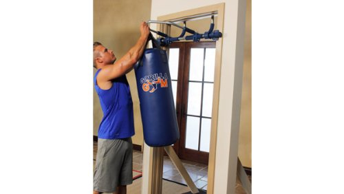 Gorilla Gym Fight Station For Hanging A Heavy Punching Bag