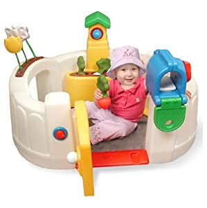 Little Tikes Vegetable Garden Activity Center Toys Games