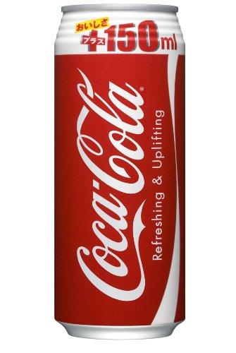 コカ・コーラ 500ml 缶×24本