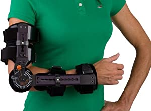 Bledsoe Telescoping Elbow Brace, Right None by Bledsoe