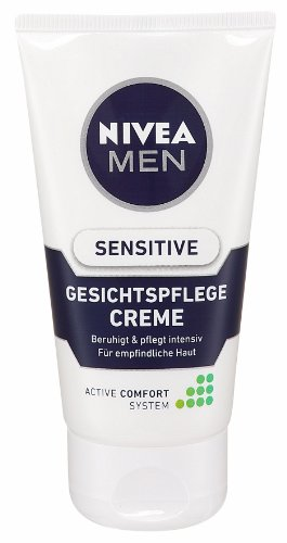 Nivea Men Sensitive Gesichtspflege, 75 ml
