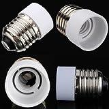 E27 To E14 Fitting Light Lamp Bulb Adapter Converter