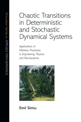Chaotic Transitions in Deterministic and Stochastic Dynamical Systems: Applications of Melnikov Processes in Engineering