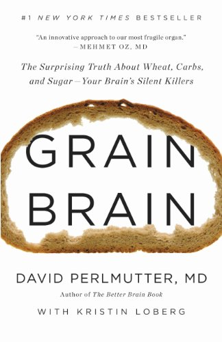 Nook/B&N is sending out emails today urging their readers to buy it for $12.99. Really?  Grain Brain: The Truth about Wheat, Carbs, & Sugar By David Perlmutter, M.D.  BookGorilla Price: $6.99