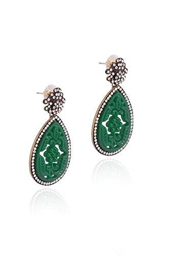 sempre-de-londres-el-royal-funda-pieza-alta-calidad-verde-gloria-brillante-18-k-chapado-en-oro-antig