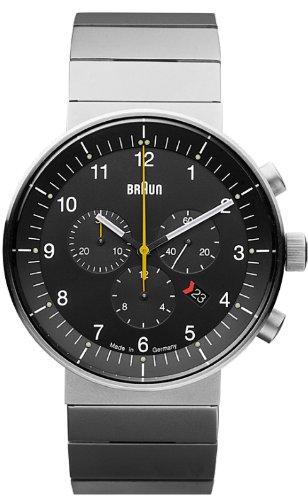 Braun BN0095 - Reloj (Reloj de pulsera, Acero inoxidable, Acero inoxidable, 4.3 cm, 1.1 cm)