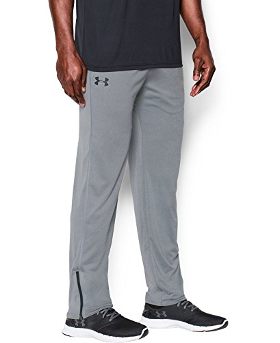 Under Armour Men's Tech Pants, Steel (035), XX-Large