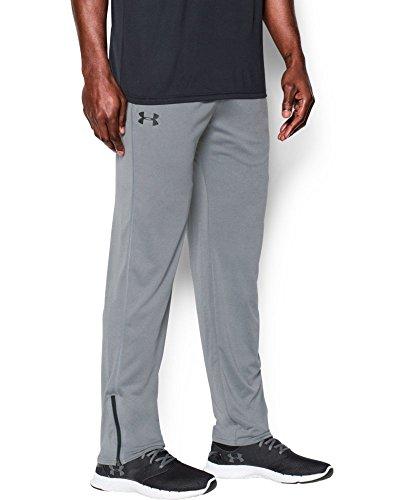 Under Armour Men's Tech Pants, Steel (035), Medium