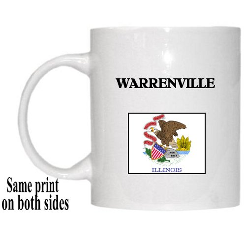 Warrenville, Illinois Mug