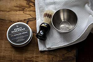 Traditional Shaving Kit by Percy Nobleman