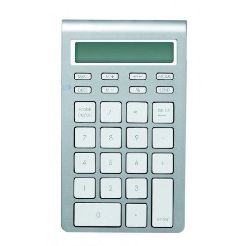 Mobility Lab ML302188 Pavé numérique Bluetooth Sans fil pour Mac et Apple Silver