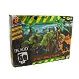 Character Building Deadly 60 Playset - Deadly Jungle