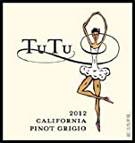 2012 Pavi Wine Tu Tu Pinot Grigio Napa Valley 750 mL