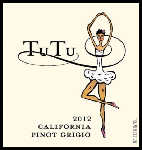2012 Pavi Wine Tu Tu Pinot Grigio Napa Valley 750 Ml