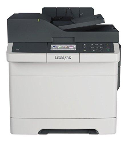 Lexmark CX410de Imprimante multifonction laser couleur 30 ppm Noir