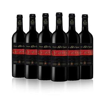 El Bombero Red Wine Carinena 75cl (Case of 6)