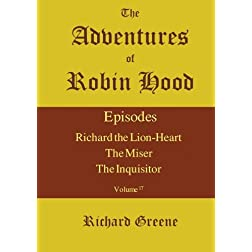 The Adventures of Robin Hood - Volume 17