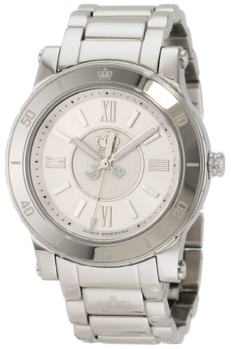 Juicy Couture Women's 1900826 HRH Stainless-Steel Bracelet Watch