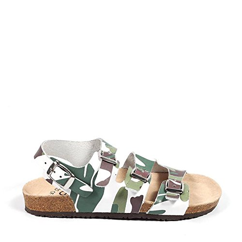 Sandali Bambina/Ragazza Colors of California Charlie - Colore - Verde, Taglia scarpa - 34