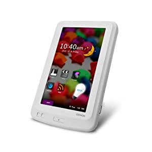 Cowon X7 120GB MP4 Player with 4.3-Inch TFT LCD (White)