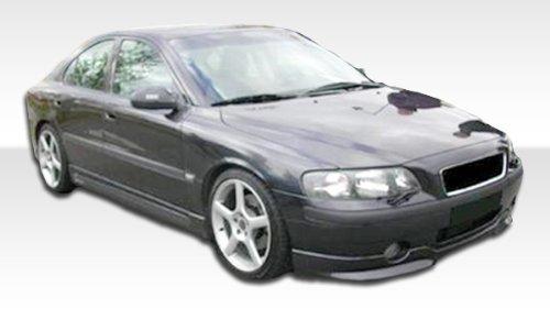 2001-2004 Volvo S60 Duraflex Speedzone Kit- Includes Speedzone Front Lip (100286), Speedzone Rear Lip (100287), and Speedzone Sideskirts (100288).