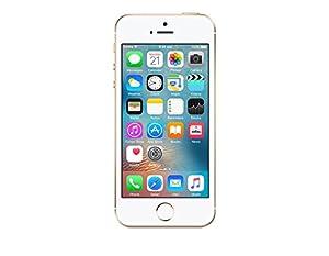 Apple iPhone SE Unlocked Phone - 64 GB Retail Packaging - Gold