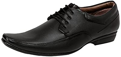 Axonza Men's Faux Leather Formal Shoes