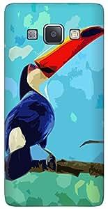 APE Designer Back Cover for Samsung Galaxy A8