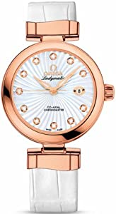 Omega De Ville Ladymatic Automatic Women's Watch 425.63.34.20.55.001