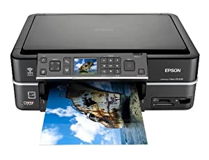 Epson Stylus Photo PX710W All In One 6 Colour Photo Printer (Individual Inks, Screen and Integrated Wifi)