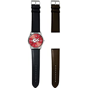 Gametime Kansas City Chiefs Combo Strap Watch